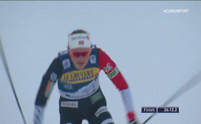 Kolejne zwycięstwo Oestberg i pewne prowadzenie w cyklu