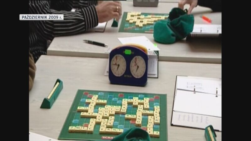 Na turnieju w Scrabble zmierzyli się Grzegorz Miecugow z Markiem Borowskim