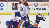 Johnny Boychuk runął na taflę w meczu NHL