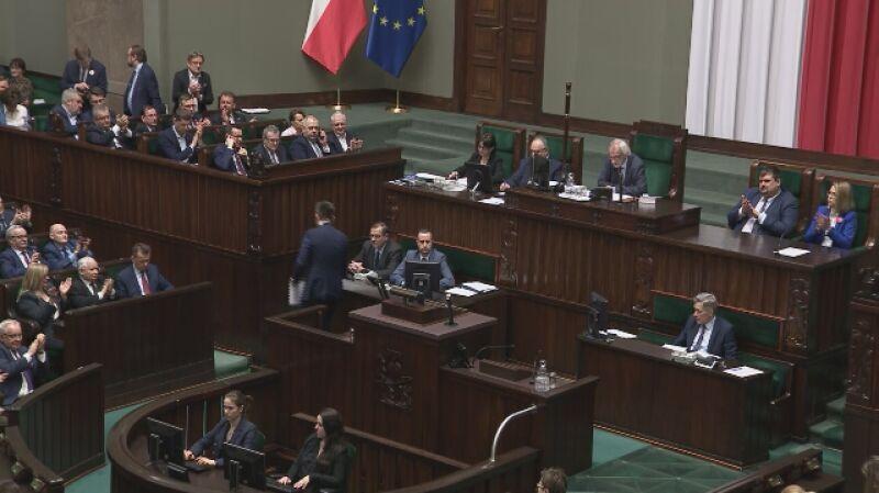 Sejm uchwalił ustawę w sprawie szczególnych rozwiązań związanych z koronawirusem