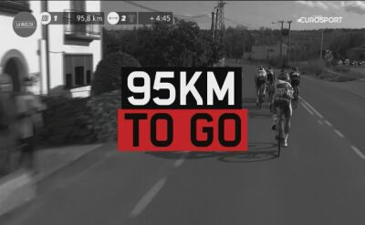 Skrót 8. etapu Vuelta a Espana