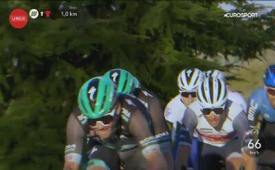 Wojna sprinterów na finiszu 9. etapu Vuelta a Espana