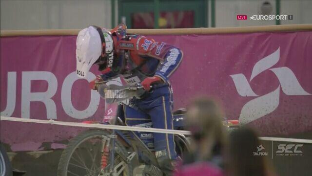 Leon Madsen znowu wygrywa rundę TSEC. Tym razem w Bydgoszczy