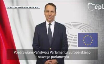 Sikorski ogłosił, że nie wystartuje w prawyborach prezydenckich w PO