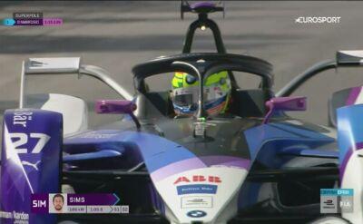 Alexander Sims wygrał kwalifikacje do inauguracyjnego wyścigu Formuły E