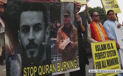 Ambasador Norwegii wezwany w zw. z podpaleniem Koranu