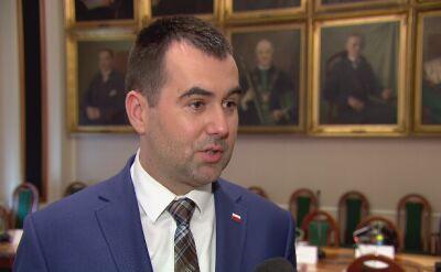 Błażej Spychalski o projekcie ustawy w sprawie 30-krotności ZUS