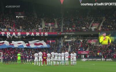 Piłkarze PSG i Bordeaux uczcili pamięć Emiliano Sali