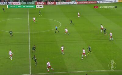 Fatalne pudło w meczu Pucharu Niemiec