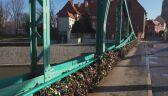 Kłódki znikną z mostu