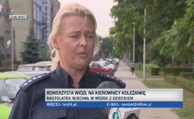 Policja apeluje o rozwagę