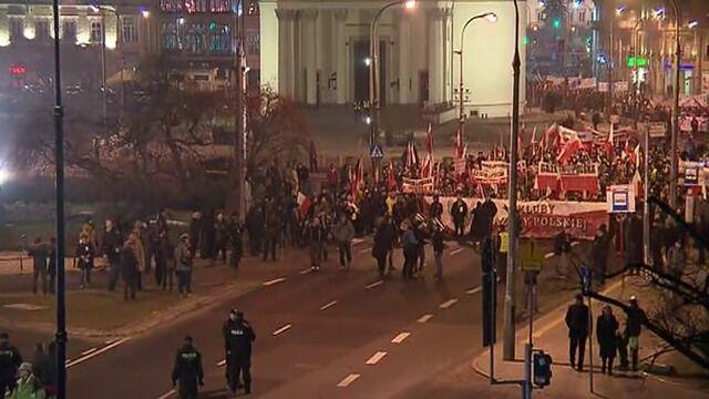 """""""Rząd obalimy, Smoleńsk pomścimy"""""""