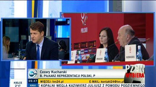Kucharski o wyborach w PZPN