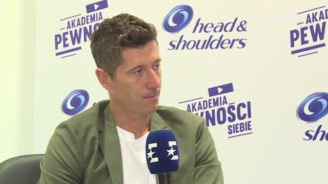 Lewandowski dla Eurosport.pl