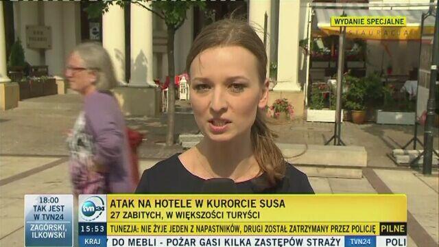 Polska Izba Turystyki monitoruje sytuację w Tunezji