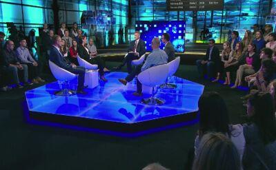 Debata Faktów. Polska młodych - część pierwsza