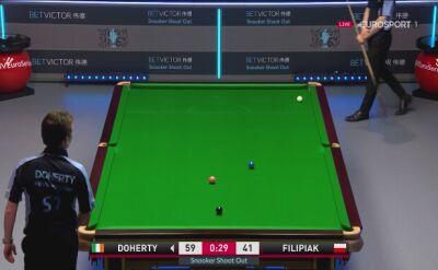 Filipiak przegrał z Dohertym w shoot out w Watfordzie