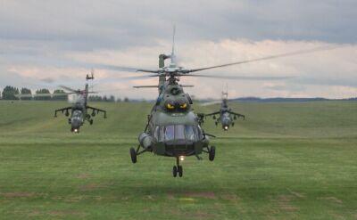 Śmigłowce Mi-8 i Mi-17 polskiego wojska
