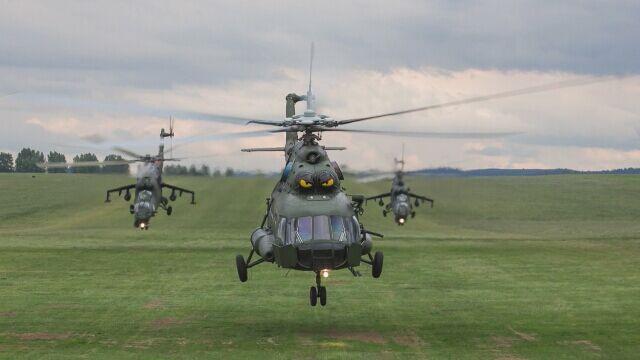 Śmigłowce dla polskiego wojska