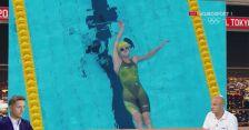 Tokio. Laura Bernat po eliminacjach na 200 m stylem grzbietowym