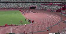 Tokio. Cały bieg eliminacyjny Mateusza Borkowskiego na 800 m