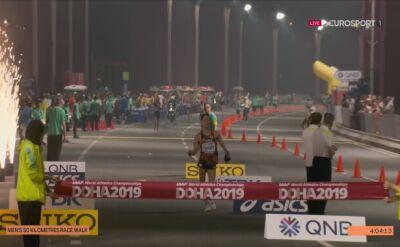 Japończyk Yusuke Suzuki mistrzem świata w chodzie na 50 km