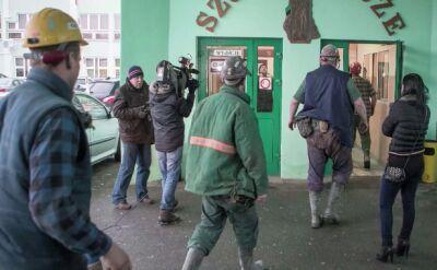 """Relacja górnika zasypanego w kopalni """"Rudna"""""""