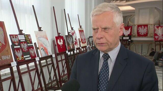 Aleksander Bobko o obniżeniu uposażeń parlamentarzystów