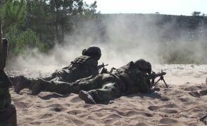 NATO: amerykańsko-portugalski szturm z użyciem karabinów