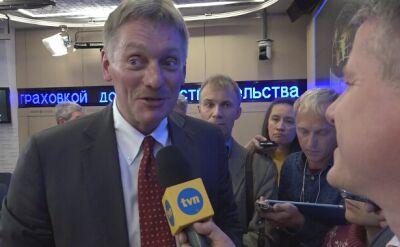 Kreml reaguje na wynik wyborów w Polsce