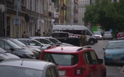 Akcja CBŚP we Wrocławiu