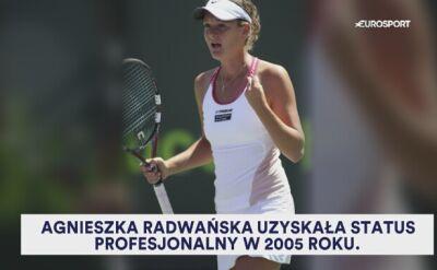 Radwańska - najlepsza polska tenisistka
