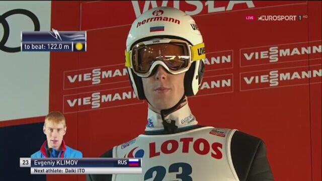 Klimow odleciał w kwalifikacjach