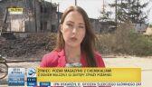 Miejsce pożaru bada prokurator