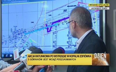 Prezes WUG: powołam komisję badającą wypadek