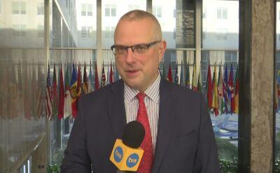 USA zorganizują w Polsce szczyt o Bliskim Wschodzie. Relacja Marcina Wrony