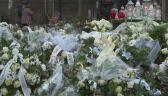 Pogrzeb nastolatek, które zginęły w escape roomie