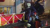 Tragiczny wypadek w Szklarskiej Porębie, kierowca nie żyje