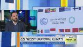 Kamil Wyszkowski o szczycie w Katowicach