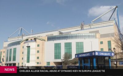 Rasistowski skandal w Kijowie? UEFA zbada doniesienie Chelsea