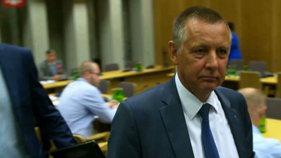 Prezes NIK Marian Banaś nie stawi się w Senacie