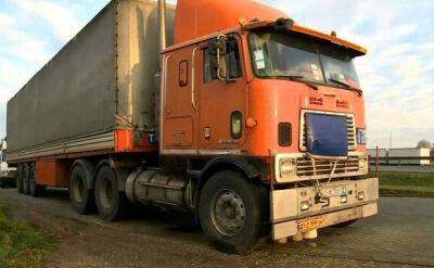 Irański kierowca i zepsuta amerykańska ciężarówka. Na pomoc ruszyli polscy kierowcy