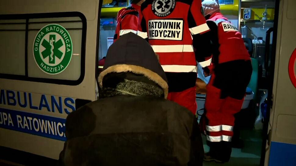 Pomoc medyczna dla osób bezdomnych. W Białymstoku ruszyła wyjątkowa akcja