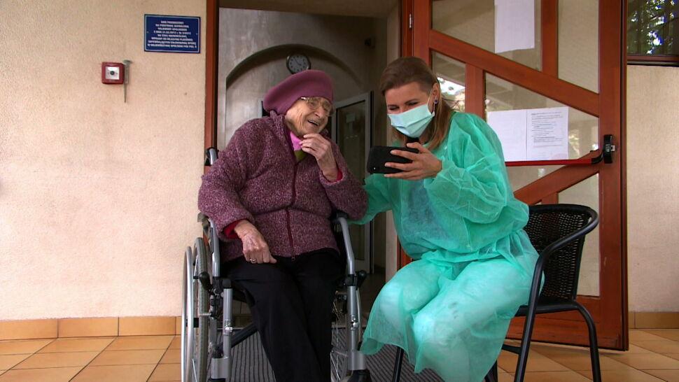 Pani Teresa ma 102 lata. Pokonała koronawirusa