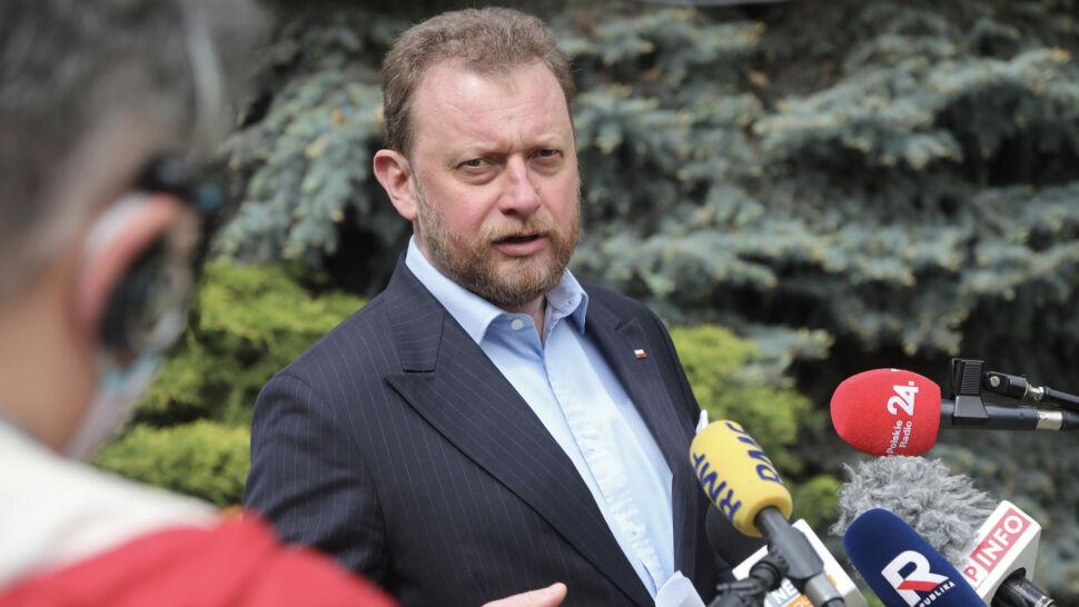 Po skandalu z maseczkami pojawiają się pytania o majątek Łukasza Szumowskiego