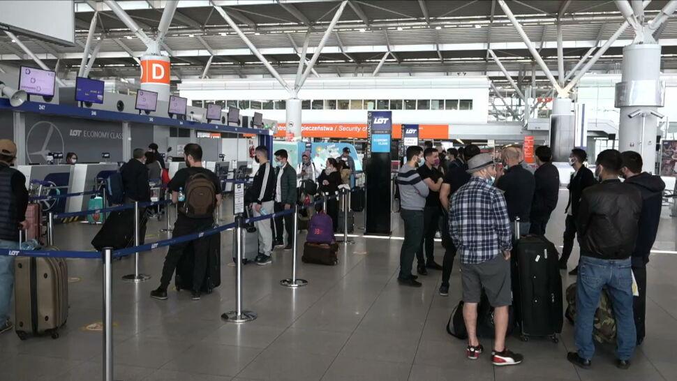 Ogromne zmiany dla podróżujących. Lotniska przygotowują się do wznowienia ruchu