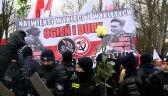 Zakłócali marsz narodowców w Hajnówce. Jest prawomocne uniewinnienie