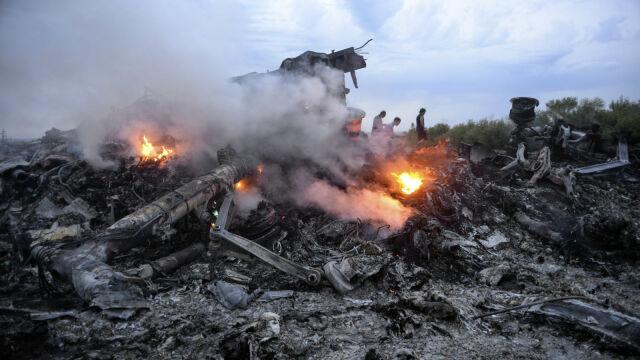 Putin o ustaleniach w sprawie katastrofy MH17: tam nie ma żadnych dowodów