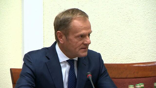 Tusk: Liechtenstein nie jest członkiem Unii Europejskiej, Andora również nie