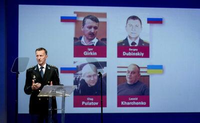 Holendrzy formalnie oskarżyli Striełkowa i trzy inne osoby o zestrzelenie MH17